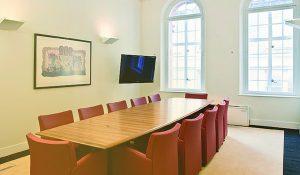 Meeting Room in a office - Sandesk
