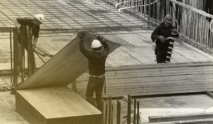 construction workers at work-SansDesk
