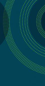circular design in shades of green-SansDesk